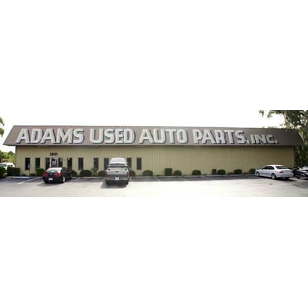 Adams Auto Parts >> Adams Used Auto Parts Inc 3610 S 50th St Tampa Fl