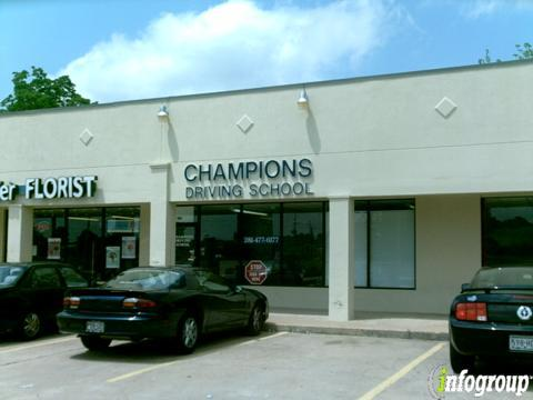 Champions Driving School 10710 Grant Rd Houston Tx