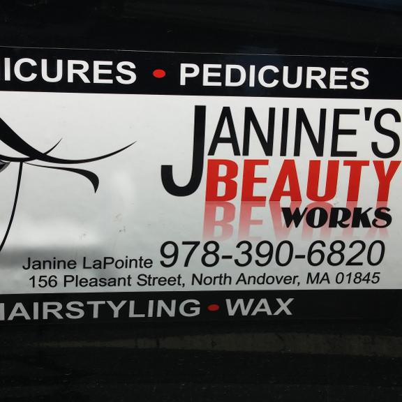 Janine\'s Beauty Works in North Andover, MA | 156 Pleasant st, North ...