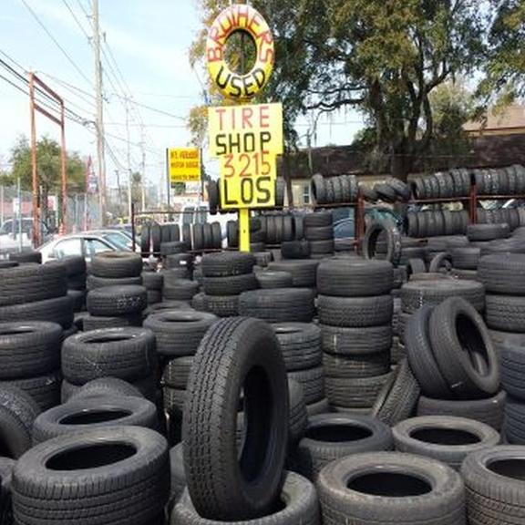 Los Brothers New And Used Tire Shop 3215 Philips Hwy Jacksonville Fl