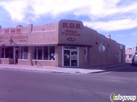 Rdb Office Furniture 1629 4th St Nw Albuquerque Nm