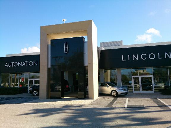 Autonation Lincoln Clearwater 2085 Gulf To Bay Boulevard