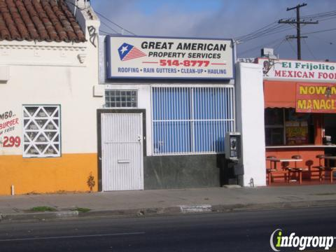 Great American Roofing