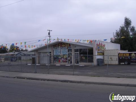 Fiesta Party Supplies 4018 E Belmont Ave Fresno Ca