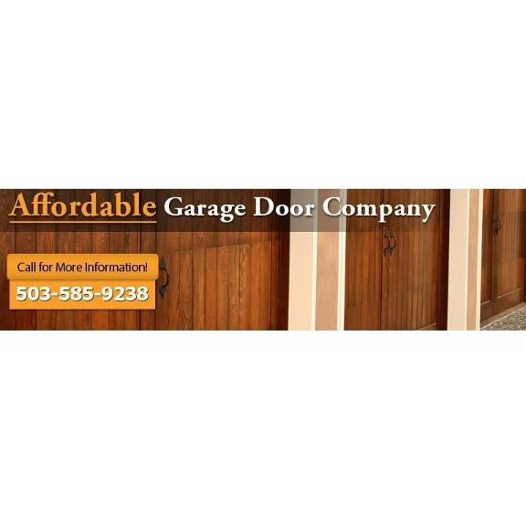 Affordable Garage Door Company Reviews And Business Profile
